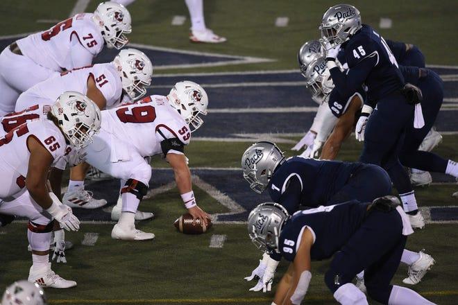 Nevada takes on Fresno State at Mackay Stadium in Reno on Dec. 5, 2020.