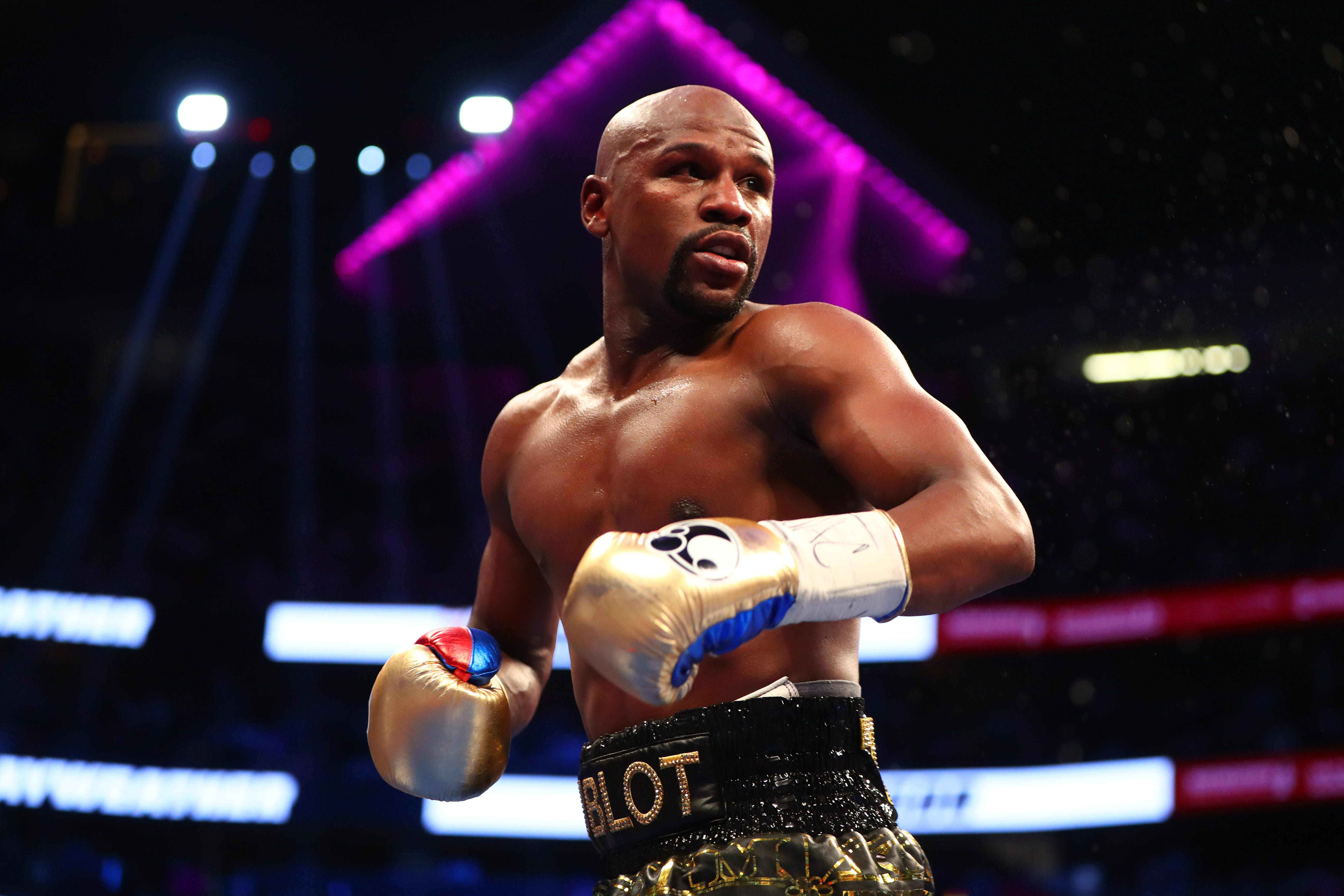Boxing legend Floyd Mayweather, social media star Logan Paul announce exhibition bout