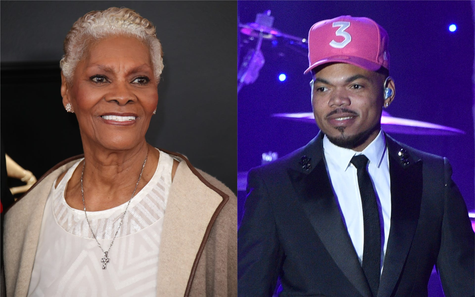 Chance the Rapper, Dionne Warwick share wholesome Twitter exchange:  I am now Dionne the Singer