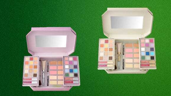 You can get this makeup box for a steal.