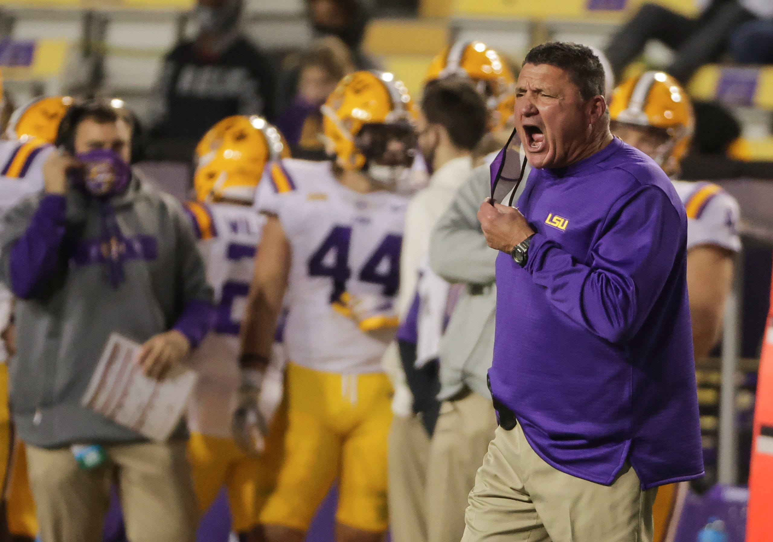 Opinion: LSU's national championship starting to feel like a distant memory as embarrassing losses mount