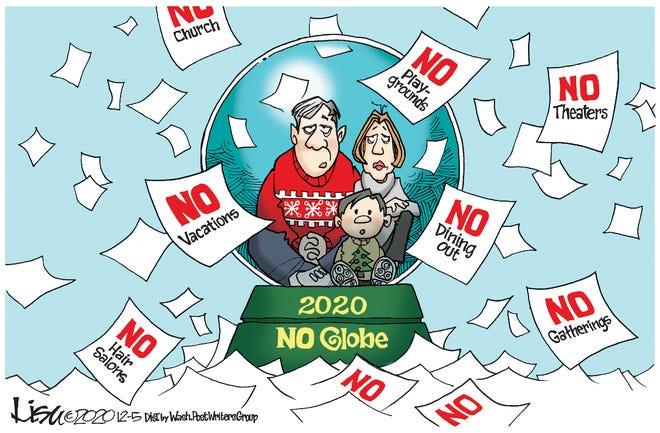 Cartoon by Lisa Benson