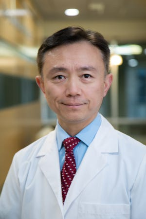 Dr. Yan Liu is the head of cardio-oncology program at Ascension Seton.