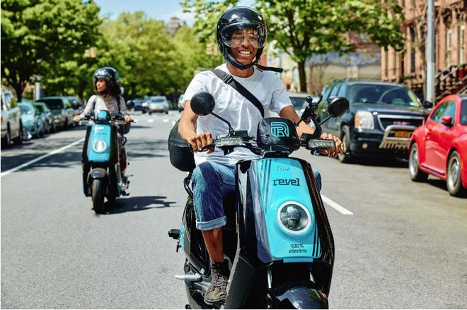 Revel, an app-based electric scooter sharing service is pulling out of Austin, the company said.