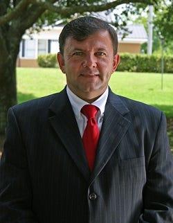 Leesville Mayor Rick Allen