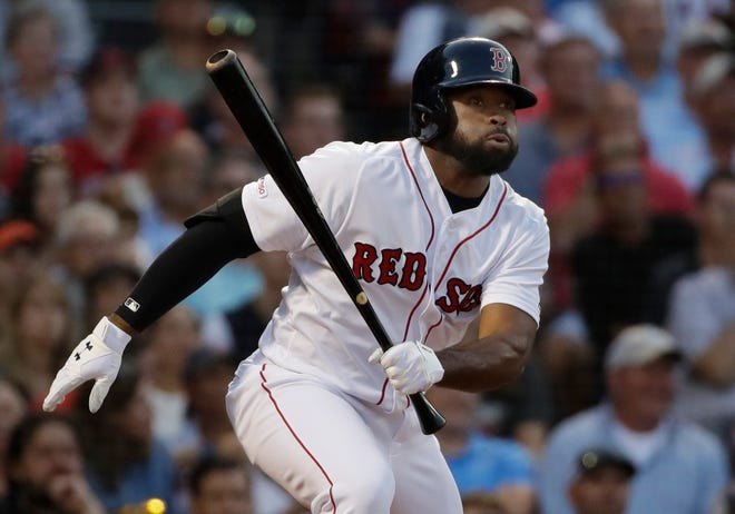 Should Jackie Bradley Jr. opt to depart in free agency, the Red Sox will find themselves in need of a center fielder.
