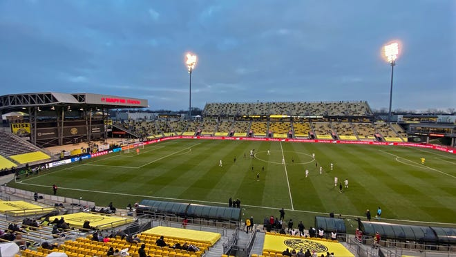 For MLS Cup on Saturday, it's unlikely the Crew will add to its 1,500 limited capacity that it had against the New England Revolution in the Eastern Conference final.