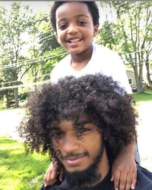Casey Goodson Jr., 23, was shot to death outside his home in Columbus, Ohio,by a Franklin County sheriff's deputy lastweek.