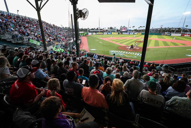 The last time there was a home opener at Jackie Robinson Ballpark was April 4, 2019. The Daytona Tortugas say they'll throw open the gates again this May.