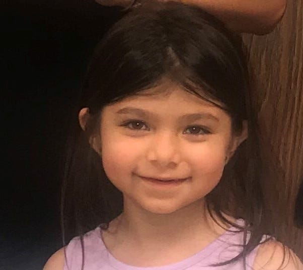 Gabrielle Lopez attends Food Brings Hope's KidsZone after school.