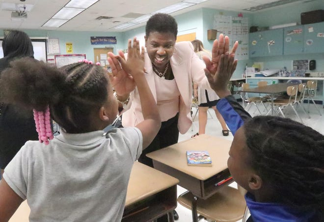 Former School Board Chairwoman Ida Wright was recently hired as a part-time, temporary diversity specialist for the district — a move some community members are questioning.