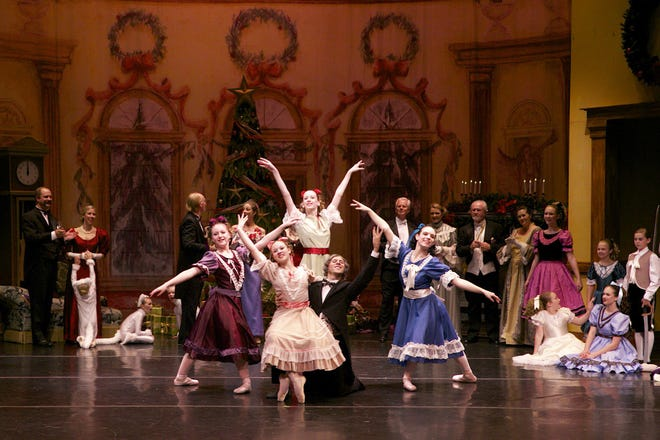 The Florida Ballet and the Jacksonville Symphony both have Nutcracker performances planned for this weekend.