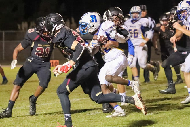 Dixon and Richlands will both be 3-A under the new NCHSAA realignment. [Tina Brooks / The Daily News]