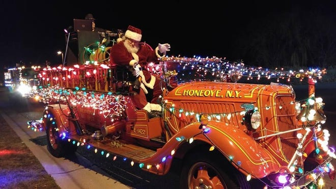 The Richmond Volunteer Fire Department is planning events to bring holiday cheer.