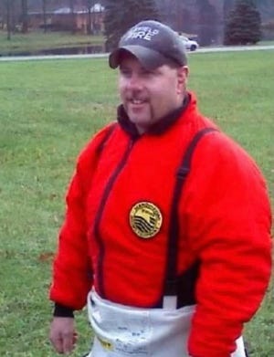 Suffield Fire Capt. Matt Moulton died Friday night. He had served the department for 23 years.
