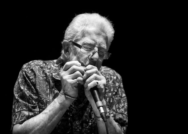 John Mayall will return to the Ponte Vedra Concert Hall on June 13.