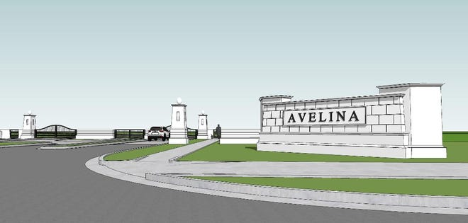 A grand opening for Avelina at Wellen Park is expected in the third quarter of 2021.