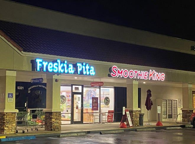 Η Freskia Pita άνοιξε πρόσφατα στην οδό Fruitville 5321 στην Sarasota.