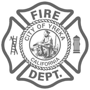 City of Yreka Fire Department logo