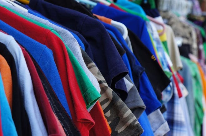 Clothing and food are available to those who need it at Greater Love Ministries in Madrid, Iowa.