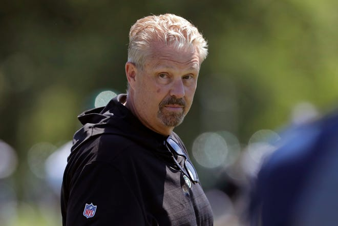 Defensive coordinator Gregg Williams was fired by the Jets a day after his stunning play call cost the team its first win of the season.
