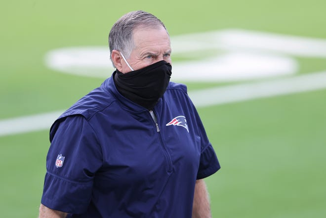 New England head coach Bill Belichick is using a two-week road trip out west to get Patriots players even closer as a unit.