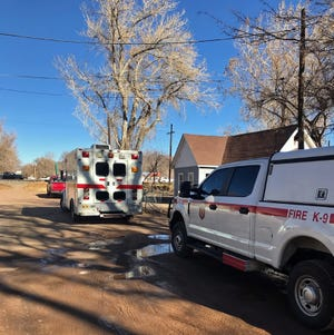 Medical and fire personnel responded to a deadly house fire early Monday in Canon City.