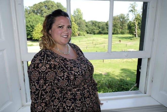Hook Junior High School teacher Erica Moeller in an undated photo.