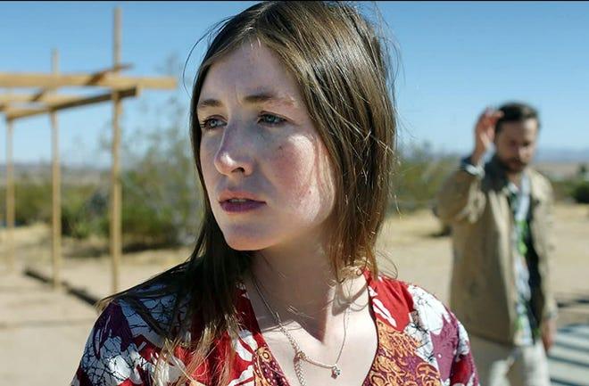 """Kate Lyn Sheil stars in """"She Dies Tomorrow."""""""