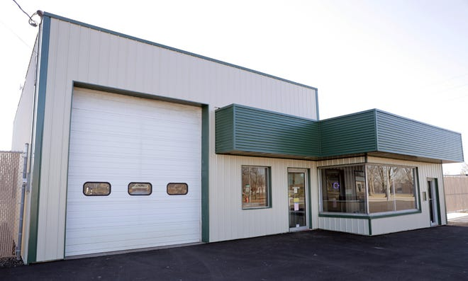 Jahnke's Auto Parts in the village of Fox Crossing has been converted into a storage units business after 102 years in the auto salvage business. Wm. Glasheen USA TODAY NETWORK-Wisconsin
