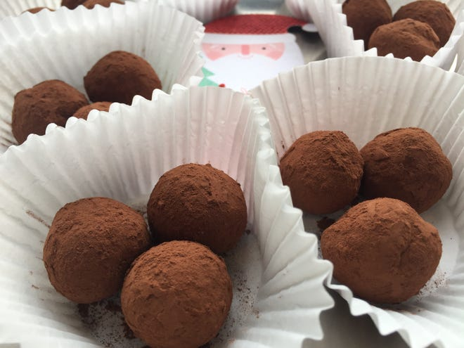 These swoon-worthy bourbon balls are a delicious, quality holiday treat.