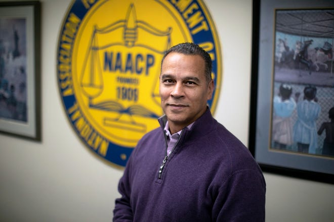 Joe Mallory is the new president of the Cincinnati chapter of the NAACP. The NAACP was founded in 1909. The Cincinnati chapter was established in 1915.