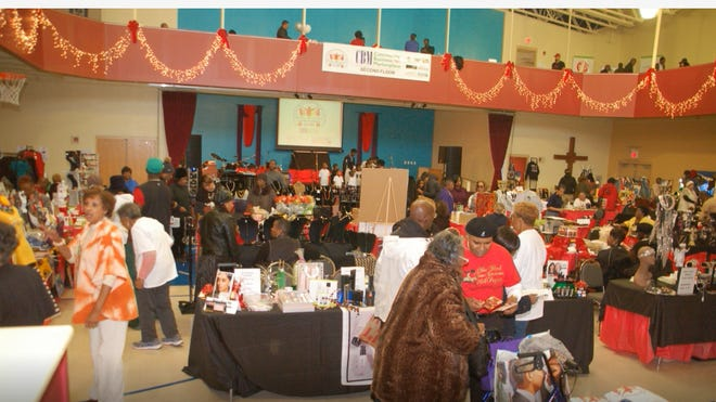 """The community """"hallelujah celebration of the holidays"""" will feature 25 vendors selling food, unique gifts, entertainment, free toy give-away with Santa Claus, a kids' craft webinar, jazz social hour and more – all on a digital platform."""