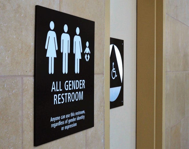 The Plymouth-Canton Board of Education will be voting on whether to allow transgender-identifying people to use whatever restrooms and locker rooms they most identify.