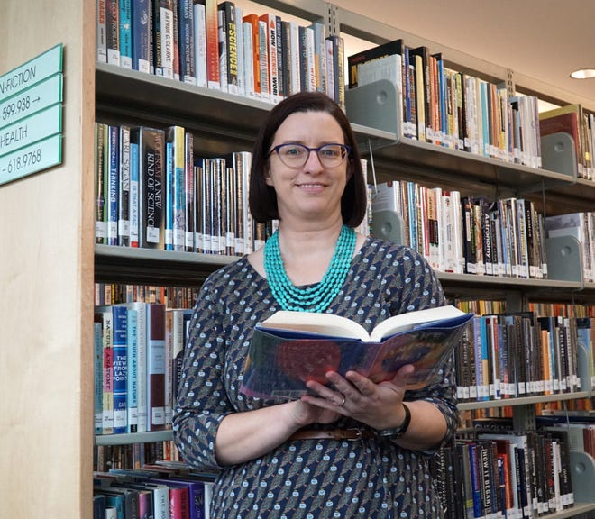 Rebekah Craft is the new director of the Baldwin Public Library in Birmingham.