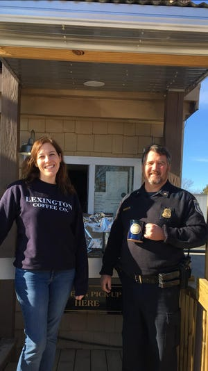 Lexington Coffee Co. and the Lexington Police Department will be holding an annual Christmas fundraiser Sunday, Dec. 13. Lexington Police Chief Larry Sheldon will work at the coffee shop for tips from 10 a.m.-2 p.m., which will be donated to local families for Christmas.