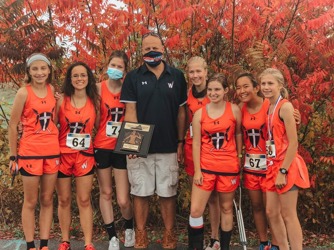 After starting the Grace Christian cross country program in 2012 and building it into a powerhouse, Tripp Franklin has stepped down as coach and will be taking over the Wilson Middle School team.