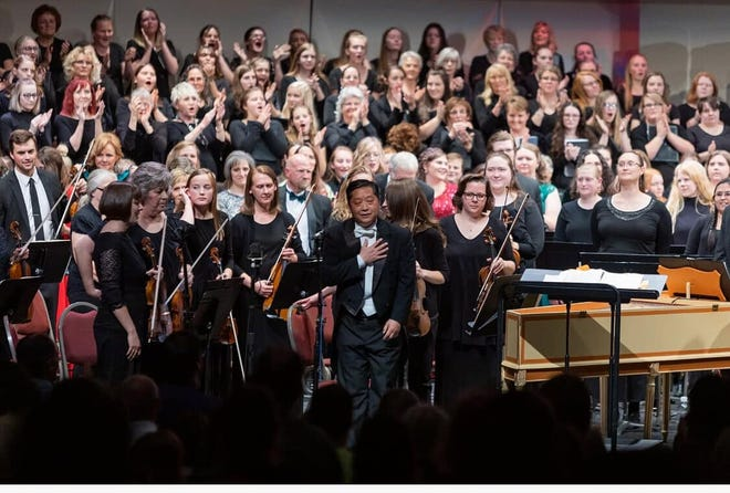 """The Orchestra of Southern Utah's tradition of performing George Frederic Handel's celebrated """"Messiah"""" during the Christmas season continues this year, despite many """"Messiah"""" performances being cancelled throughout the country."""