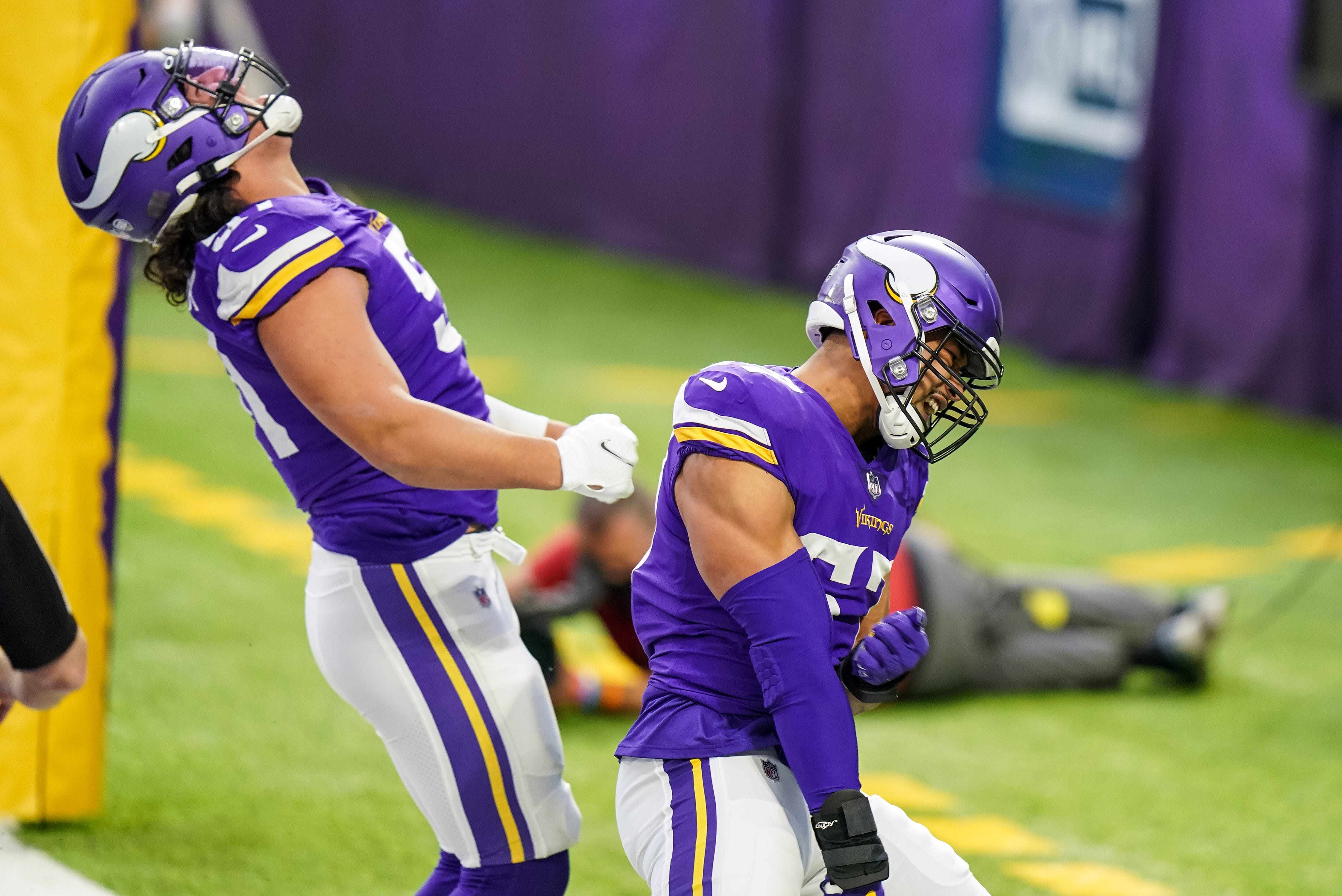 NFL playoff picture after Week 13: Vikings in, Cardinals out of last NFC wild-card spot