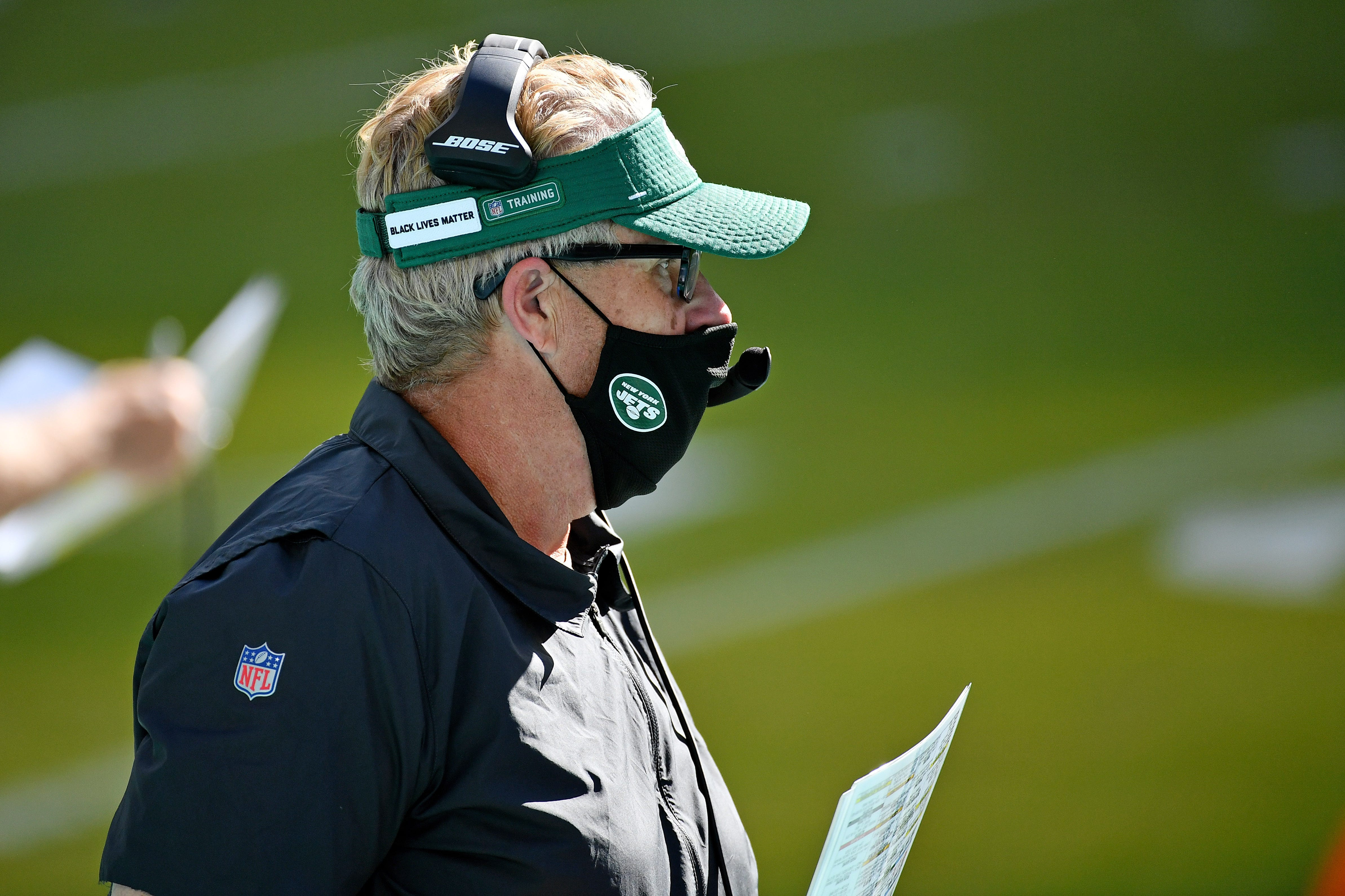 Jets fire defensive coordinator Gregg Williams after collapse vs. Raiders