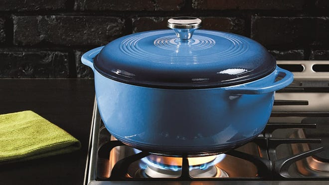 This Dutch oven is beautiful, practical and discounted—big-time.