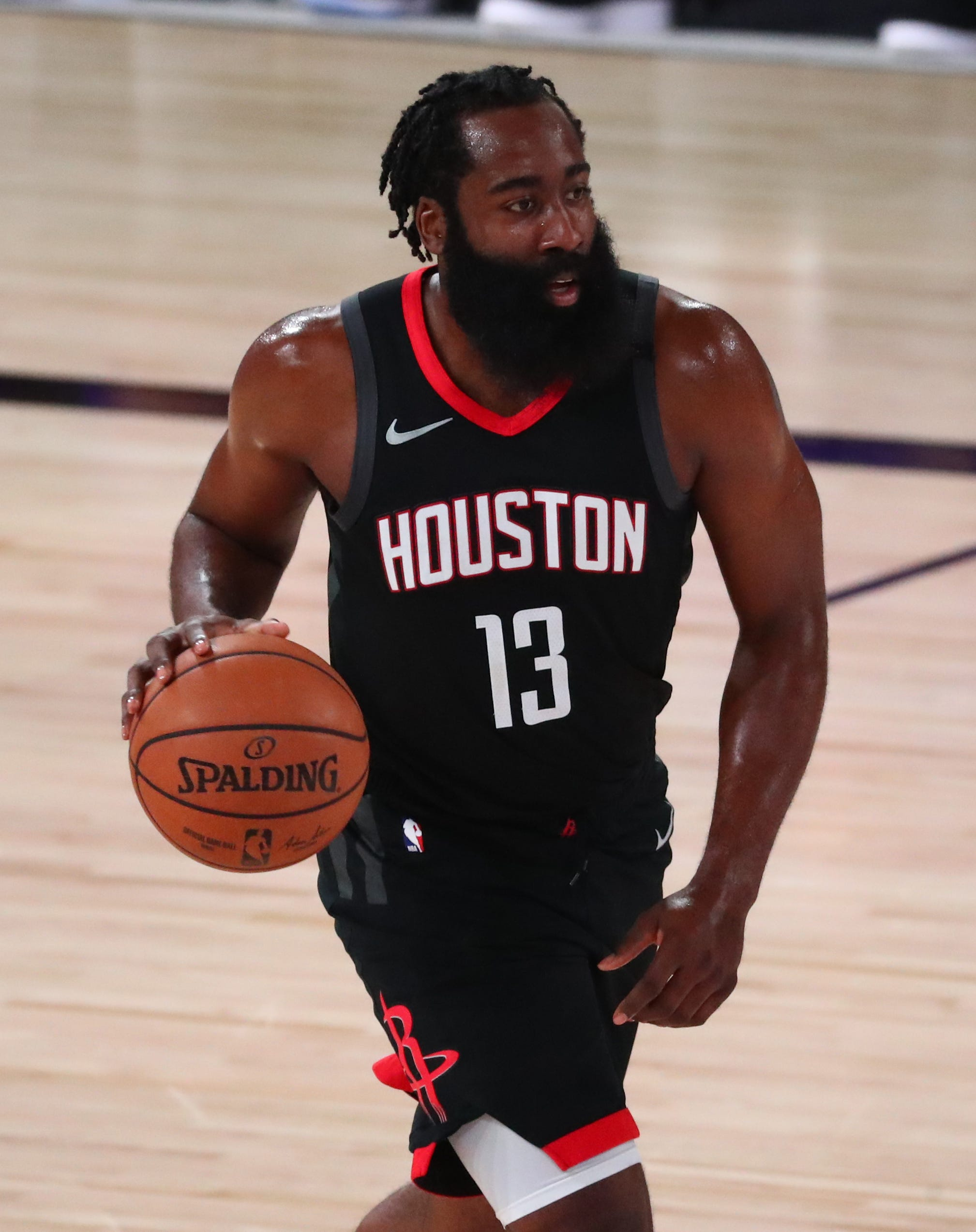 'It is a setback:' James Harden is absent from Houston Rockets' training camp