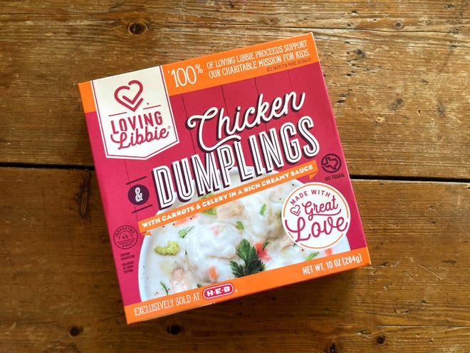 The Loving Libbie Foundation recently released its frozen chicken and dumplings, which is now for sale at H-E-B and raises money for children and their families who are dealing with life-threatening illnesses.