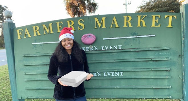 La'Quisha Devoe and her organization Survivors by Que will be serving a drive-by community breakfast from 8-10 a.m. Saturday at the Jasper County Farmers Market in Ridgeland.