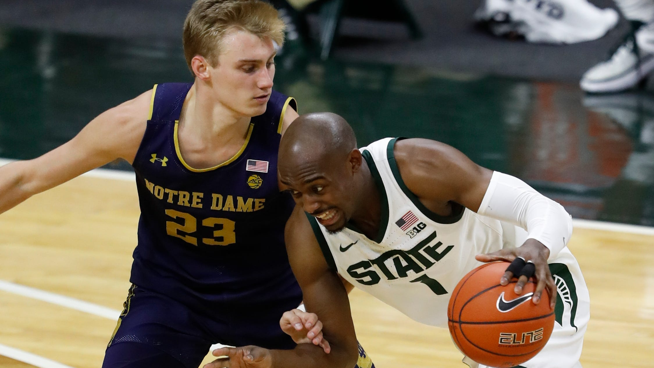 Notre Dame's Dane Goodwin ready for shot at Ohio State