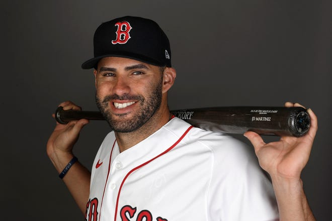 The common thinking in the Boston front office is that generally reliable performers like J.D. Martinez will bounce back.