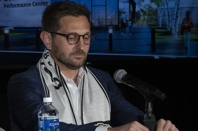 Tim Bezbatchenko, Columbus Crew SC president and general manager