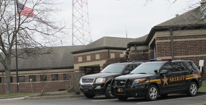 The Holmes County Sheriff's Office at 8105 Township Road 574 in Holmesville  is home of the Holmes County Jail. A former corrections officer there has filed a lawsuit against Holmes County Sheriff Tim Zimmerly