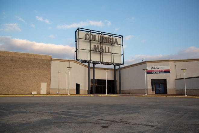 The Columbia Mall is an enclosed 282,272 square-foot shopping mall located in Columbia, Tenn., that originally opened in 1981 as the Shadybrook Mall. The facility is owned by theHull Property Group.