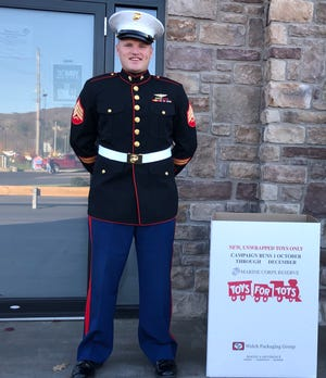 Local residents may drop off items for the U.S. Marine Corps Reserve's Tots for Tots Campaign at the Hornell Wireless Zone Store at 37 Main St. Wireless Zone is a proud partner of Toys for Tots, which is being led locally by Sgt. Joshua Mikalunas, a Marine Corps recruiter based in Hornell.
